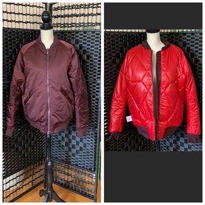cb5cb0bc8f4 Jordan Jackets & Coats - NWT Jordan JSW J-1 OW Reversible Jacket Small